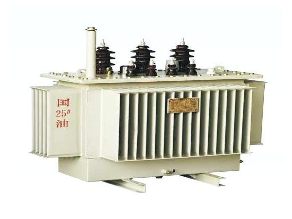 SH15非晶合金油浸变压器